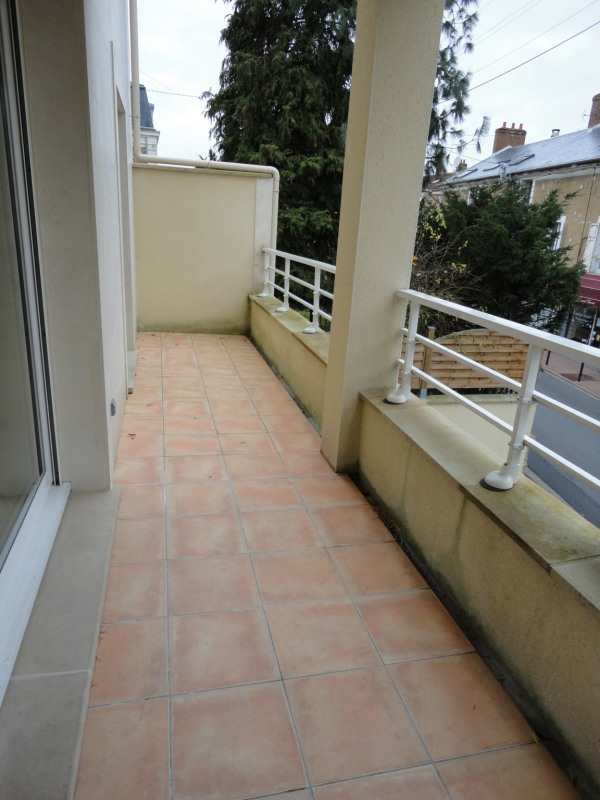 Rental apartment Bures sur yvette 770€ CC - Picture 2