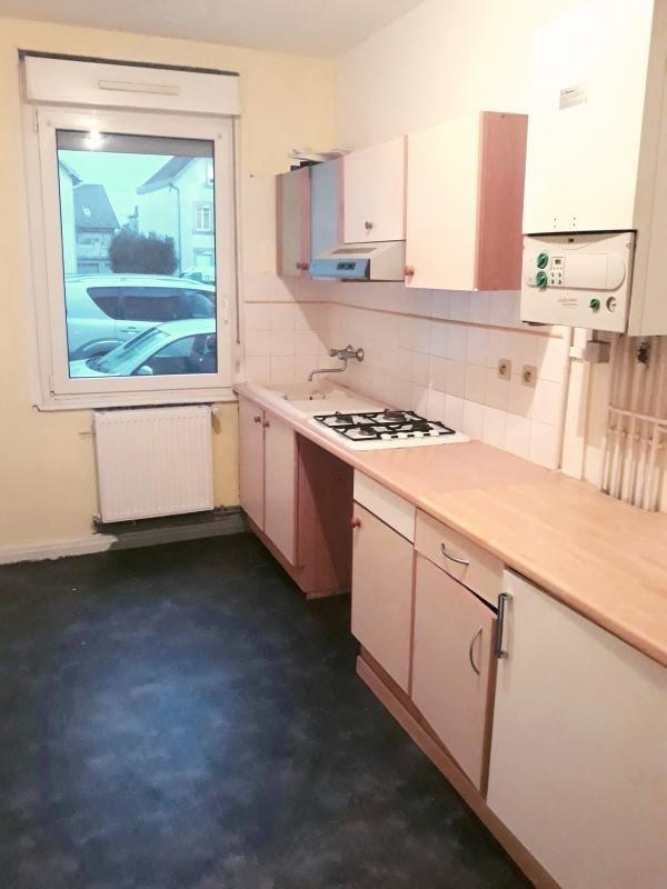 Sale apartment Bischheim 101000€ - Picture 3