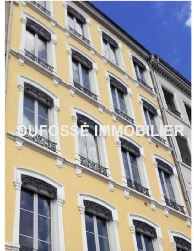 Sale apartment Lyon 3ème 112500€ - Picture 1