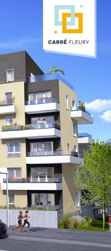 Vente appartement Fleury sur orne 243000€ - Photo 2