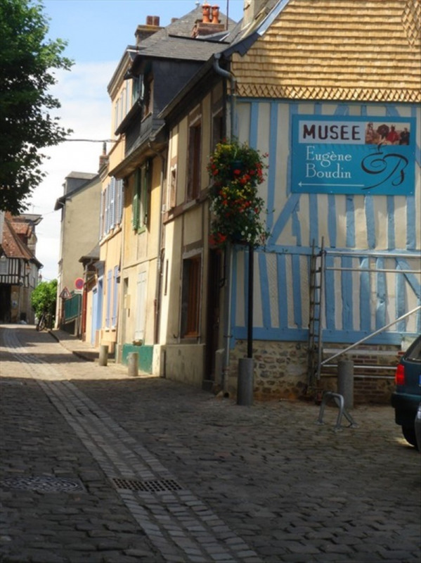 Sale shop Honfleur 39 600€ - Picture 1