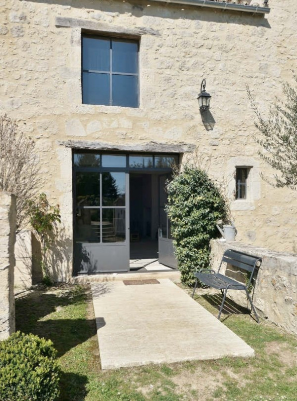 Vente de prestige maison / villa St mezard 583000€ - Photo 10