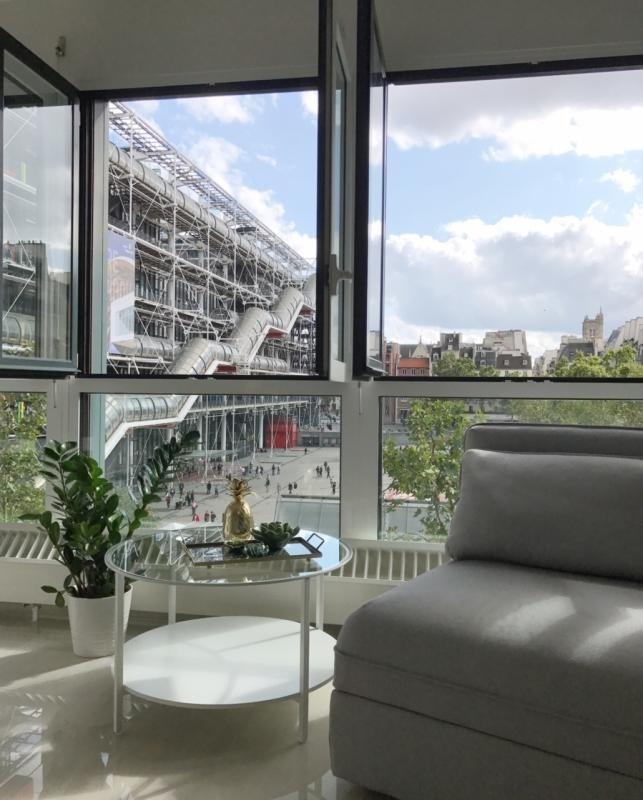 Sale apartment Paris 3ème 895000€ - Picture 2