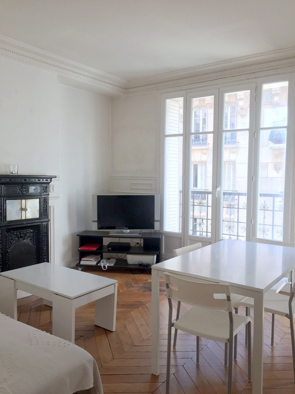 Location appartement Paris 15ème 1 513€ CC - Photo 1