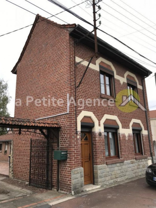 Vente maison / villa Carvin 188 900€ - Photo 1