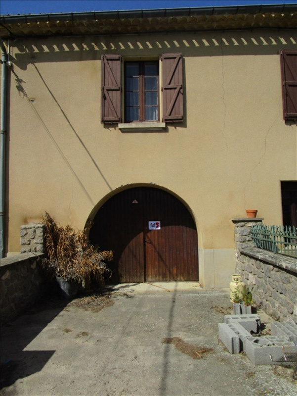 Sale house / villa Couffoulens 167000€ - Picture 1