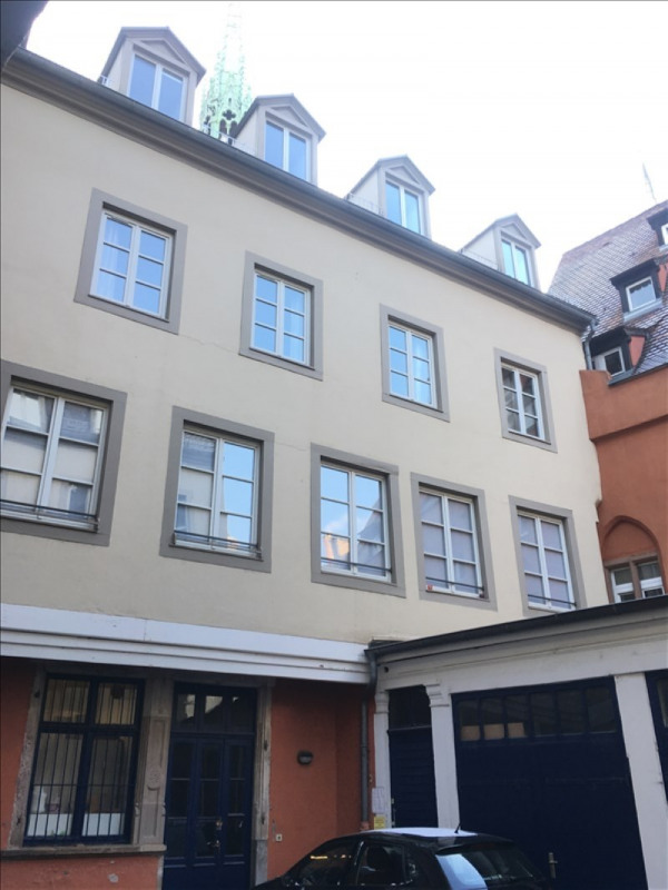 Rental apartment Strasbourg 895€ CC - Picture 1