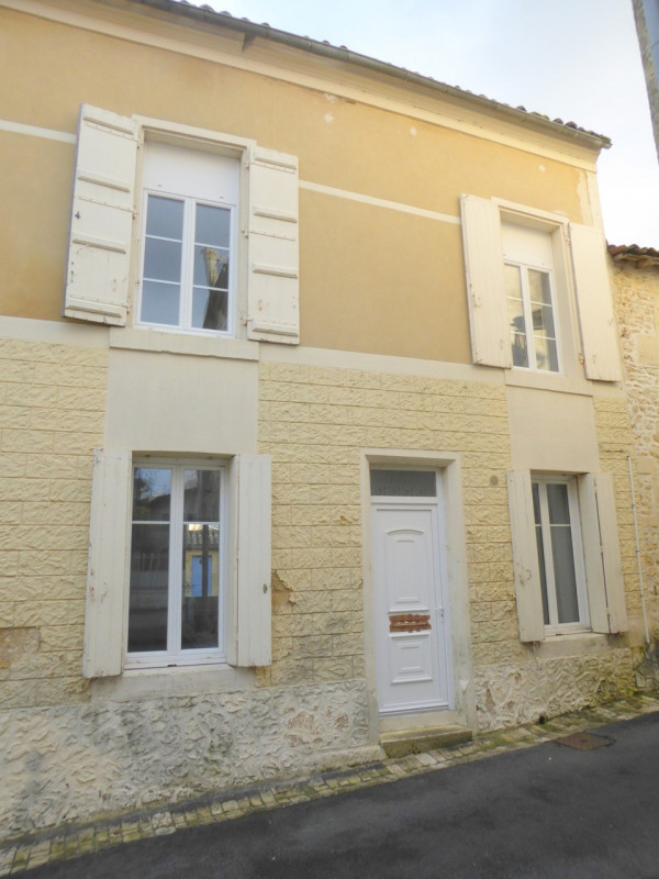 Sale house / villa Burie 112140€ - Picture 18