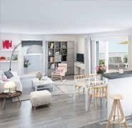 3 pièces de 65.13m² avec loggia de 7.45 m² et parking