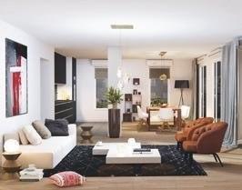 Produit d'investissement appartement Tassin-la-demi-lune 334000€ - Photo 1