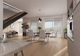 Appartement 4 pièces avec grand jardin et parking