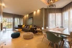 Appt 3 pièces au 4 étg. de 76,50 m² avec terrasse de 78m