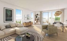 Vente de prestige appartement Issy-les-moulineaux 1156000€ - Photo 1