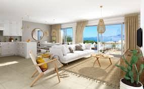 Superbe 4 pièces avec terrasse et balcon