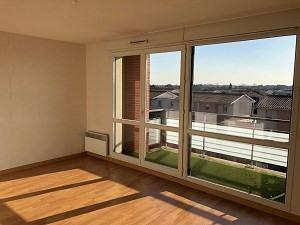 Rental apartment Colomiers 543€ CC - Picture 3