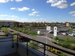 Rental apartment Leguevin 672€ CC - Picture 1