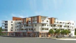 Appartement Chantepie 2 pièce (s) 41.76 m²