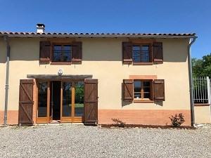 Rental house / villa Cornebarrieu 920€ CC - Picture 2