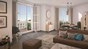 Bel appartement 3 pièces balcon