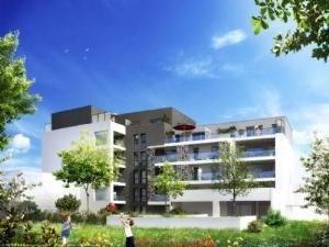 A LOUER - Quartier Jeanne D'Arc - Type 3 - 71 m²