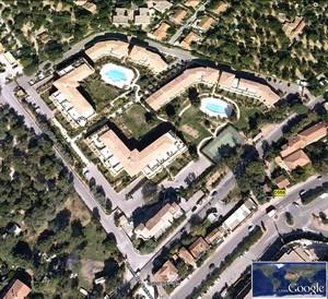 Vacation rental apartment Cavalaire sur mer 1300€ - Picture 21