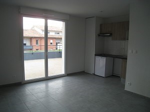 Location appartement L'union 616€ CC - Photo 1