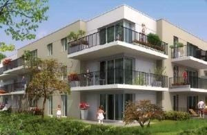 Locação apartamento Bretteville sur odon 520€ CC - Fotografia 1