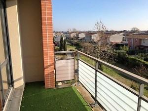 Rental apartment Colomiers 543€ CC - Picture 2