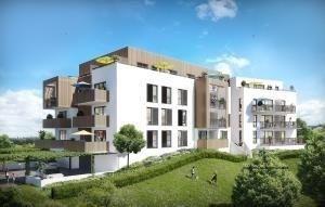 Rental apartment Verson 482€ CC - Picture 1