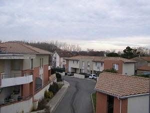 Rental apartment Pibrac 505€ CC - Picture 1