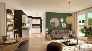 Appartement 3 pièces avec 1 Loggia et 1 Parking