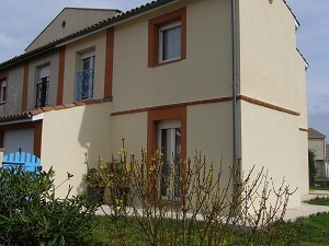 Rental house / villa Pibrac 900€ CC - Picture 1