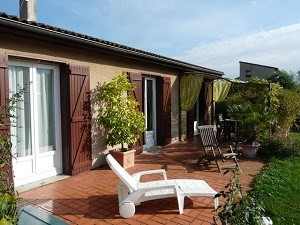 Rental house / villa Pibrac 945€ CC - Picture 1