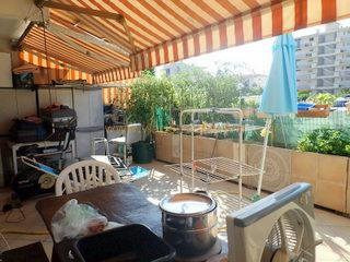 Life annuity apartment Golfe-juan 175000€ - Picture 1