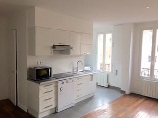Rental apartment Boulogne-billancourt 1600€ CC - Picture 1
