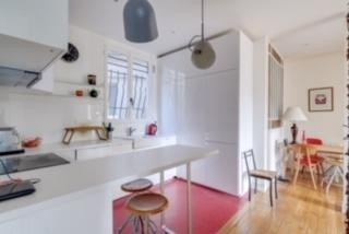 Immobile residenziali di prestigio appartamento Paris 19ème 1350000€ - Fotografia 4