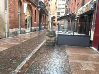 Sale apartment Toulouse 145 000€ - Picture 1