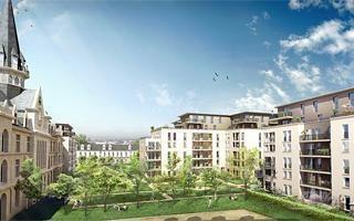Location appartement Caen 756,16€ CC - Photo 1