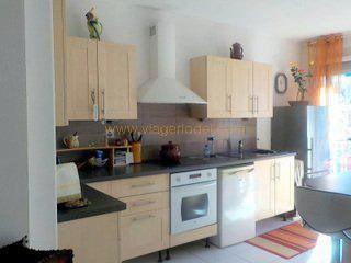 Vitalicio  apartamento Cagnes-sur-mer 115000€ - Fotografía 5
