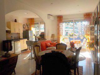 Vitalicio  apartamento Cagnes-sur-mer 115000€ - Fotografía 3
