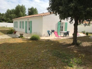 Deluxe sale house / villa Rivedoux plage 577 000€ - Picture 2