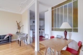 Immobile residenziali di prestigio appartamento Paris 19ème 1350000€ - Fotografia 3