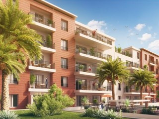 Sale apartment Vallauris 164 000€ - Picture 1