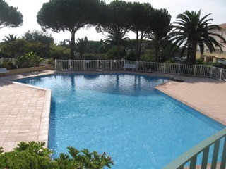 Vacation rental apartment Les issambres 625€ - Picture 3