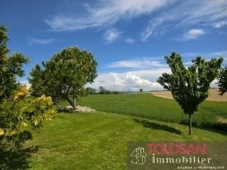 Deluxe sale house / villa Labastide beauvoir 571 000€ - Picture 10