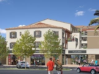 New home sale program Le rouret  - Picture 1