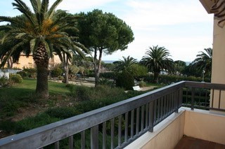 Vacation rental apartment Les issambres 625€ - Picture 1
