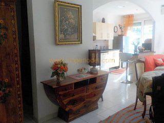 Vitalicio  apartamento Cagnes-sur-mer 115000€ - Fotografía 2
