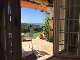 Location vacances appartement Les issambres 525€ - Photo 7