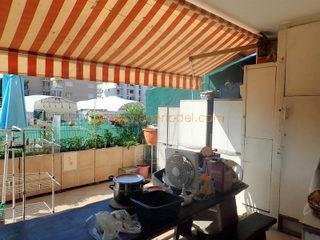 Life annuity apartment Golfe-juan 175000€ - Picture 2